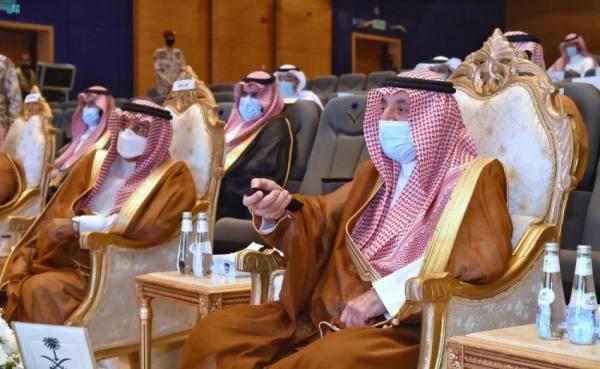 جلوي بن عبدالعزيز يدشّن مشاريع جامعية بنجران وشرورة