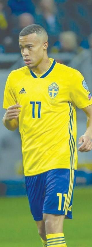 الاتفاق يضم نجم السويد في يورو 2020