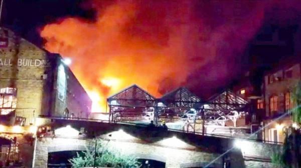 مصرع 52 شخصا في حريق بمصنع في بنغلادش