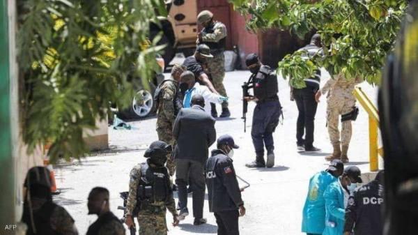 اعتقال 11 شخصاً يُشتبه بضلوعهم في اغتيال رئيس هايتي داخل مجمّع سفارة تايوان