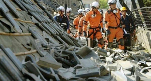 زلزال بقوة 5.9 درجات يضرب طاجيكستان