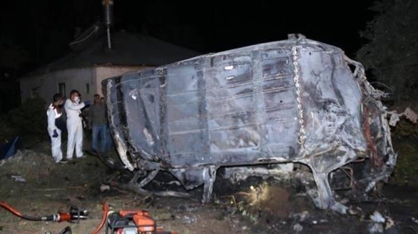 12 قتيلا في حادث حافلة تقل مهاجرين سرا في تركيا