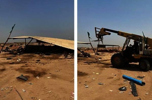 أمانة جدة تزيل مخالفات عشوائية على مساحة 56 ألف متر بنطاق طيبة