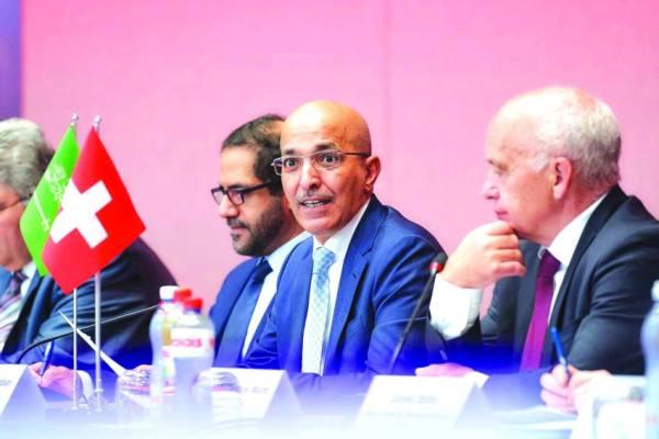 حوار سعودي سويسرى لدعم الابتكار المالي ورقمنة الأسواق