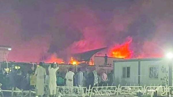 المملكة تؤكد وقوفها بجانب العراق في «حادث المستشفى»