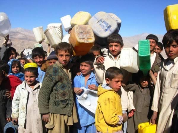 الأمم المتحدة: أزمة إنسانية وشيكة في أفغانستان