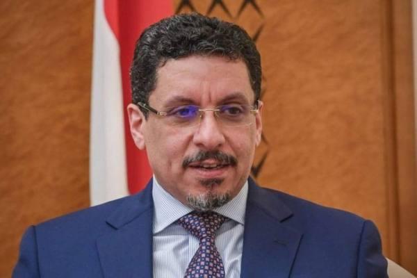 وزير الخارجية اليمني يثمن حرص المملكة على تحقيق الأمن والاستقرار في بلاده
