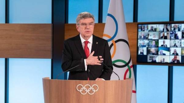توماس باخ: واثق من النجاح الرياضي في طوكيو رغم الجائحة