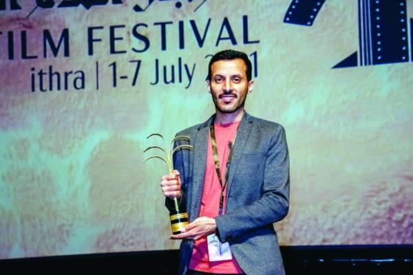 المخرج  خالد فهد