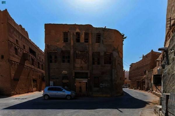 هيئة التراث تسجل مبنى بلدية الرياض ومطابع المرقب في سجل التراث العمراني
