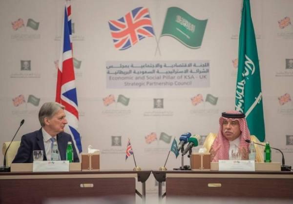 اللجنة الاقتصادية والاجتماعية بمجلس الشراكة الاستراتيجية السعودية البريطاني تختتم اجتماعها الثاني بلندن