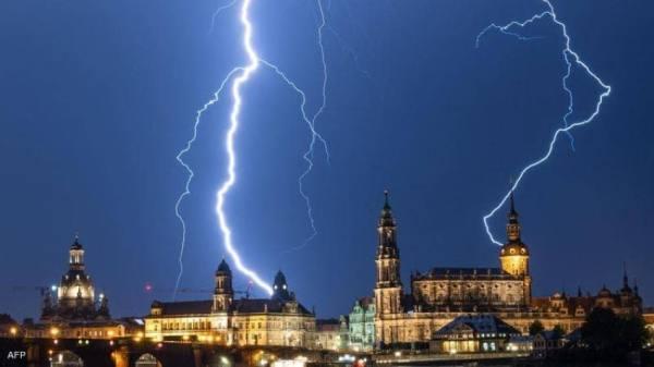 مصرع 20 شخصا في فيضانات ألمانيا