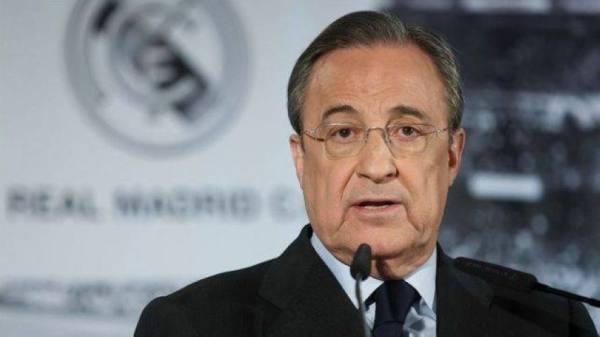 بيريز يهاجم نجمين كبيرين لريال مدريد في تسريبات صوتية جديدة