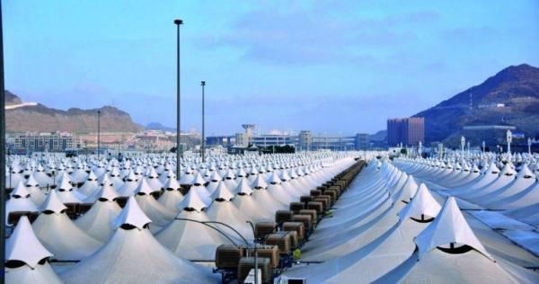 شركات حجاج الداخل تنهي تجهيز 71 مخيماً و6 أبراج في مشعر