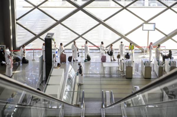 انطلاق أولى رحلات قطار الحرمين لنقل حجاج المدينة إلى مكة