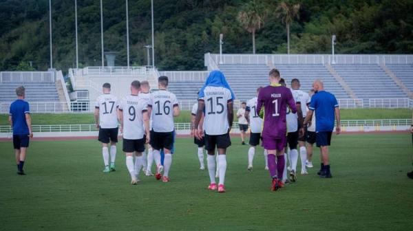 المنتخب الألماني ينسحب من مباراة استعدادية لأولمبياد طوكيو بسبب إساءة عنصرية