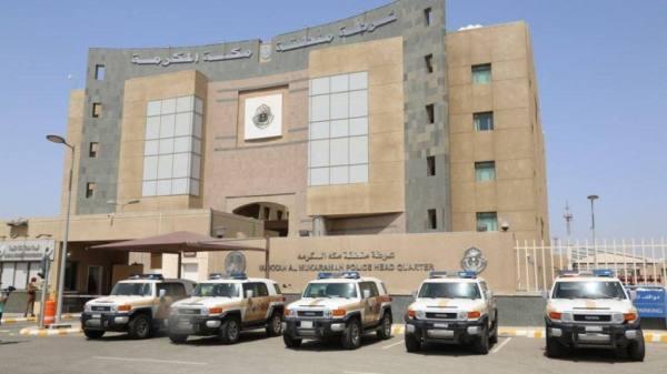 شرطة مكة تضبط 4 متورطين بنقل مخالفين لنظام الحدود