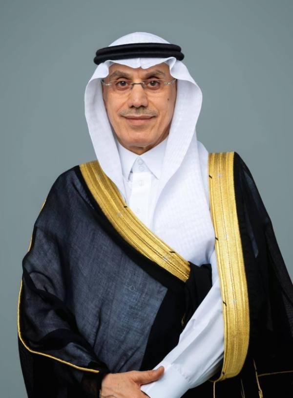 معالي الدكتور محمد سليمان الجاسر