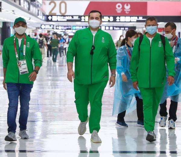 فهد بن جلوي: الأولمبية السعودية أكملت استعداداها لـ