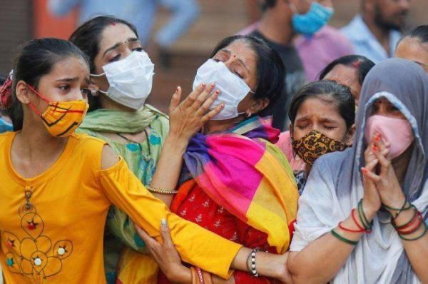 تسجيل 499 وفاة و38164 إصابة جديدة بكورونا في الهند