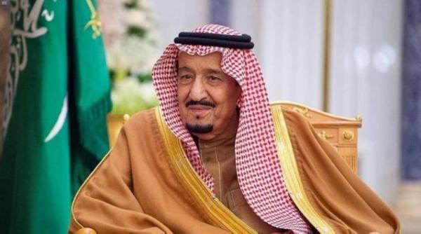 خادم الحرمين الشريفين يتلقى اتصالاً هاتفياً من ملك مملكة البحرين