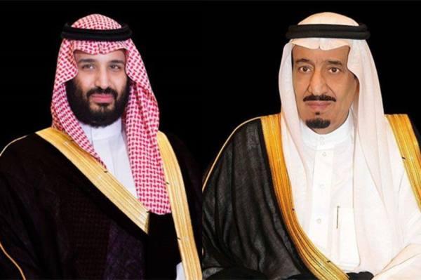 القيادة تبعث برقيات تهنئة إلى قادة الدول الإسلامية بمناسبة عيد الأضحى