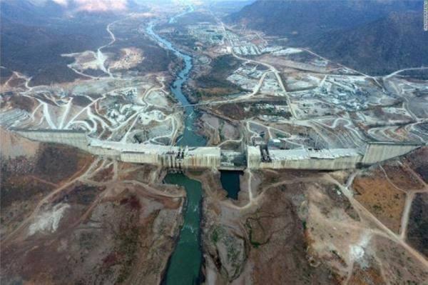 إثيوبيا تعلن نجاح المرحلة الثانية لملء سد النهضة