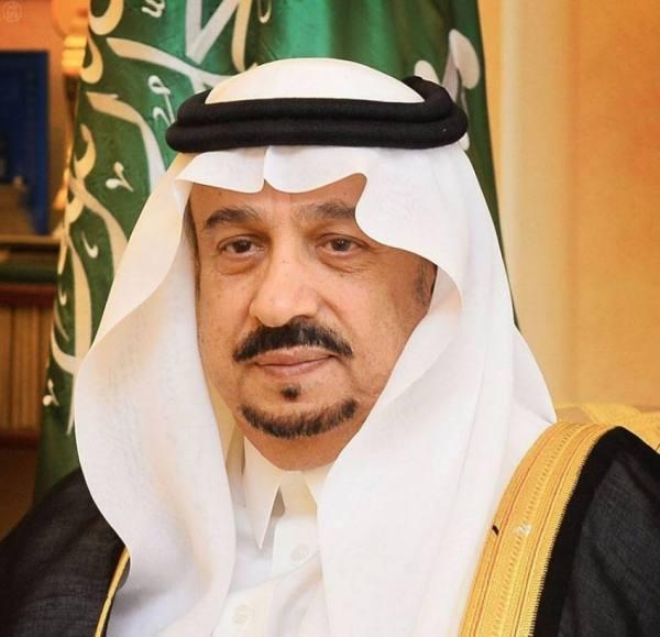 أمير الرياض يهنئ القيادة الرشيدة بمناسبة عيد الأضحى المبارك