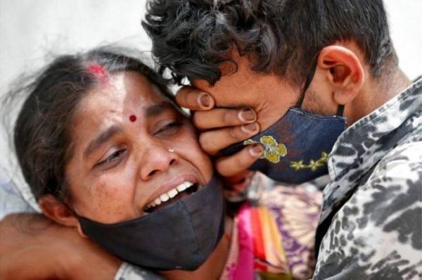 دراسة : عدد الوفيات في الهند أعلى بعشر مرات من الحصيلة الرسمية