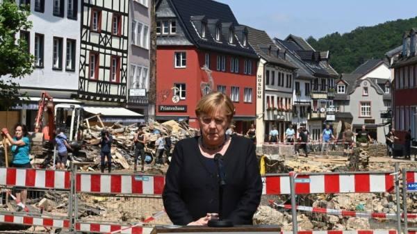 فيضانات المانيا : 3 مليارات حجم الخسائر واتهامات بالتقاعس
