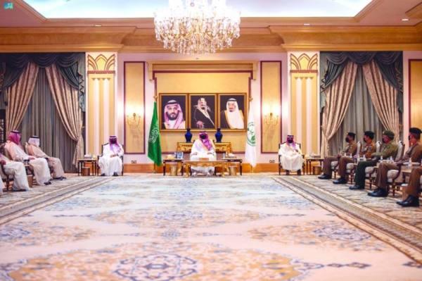 عبدالعزيز بن سعود: نجاح خطط أمن الحج بفضل الله ثم توجيهات القيادة