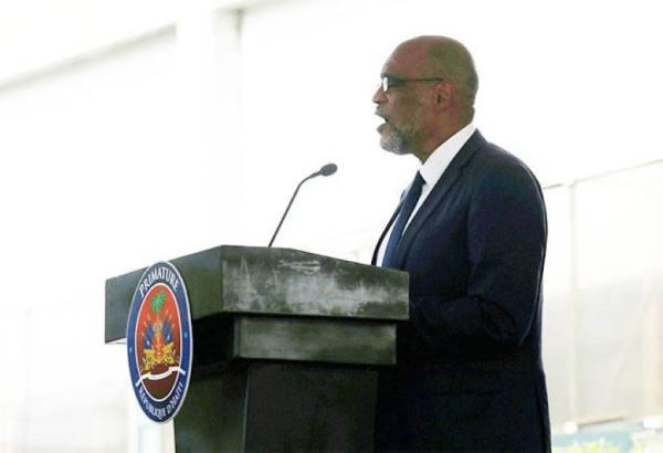 رئيس الوزراء الجديد في هايتي يتولى مهامه