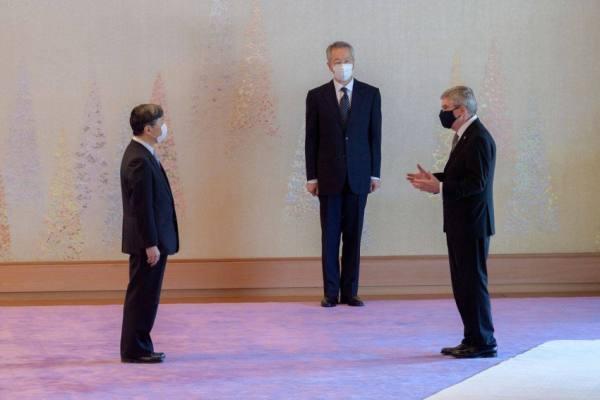 أولمبياد طوكيو : إمبراطور اليابان يقر أن إقامة الألعاب