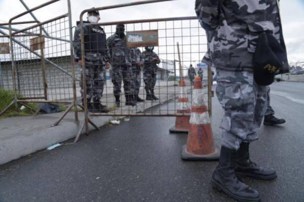 18 قتيلاً  في أعمال شغب في سجنين بالإكوادور