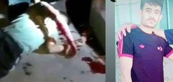 فيديو لقتيل في إيران بعد مشاركته في احتجاجات العطش يشعل التواصل