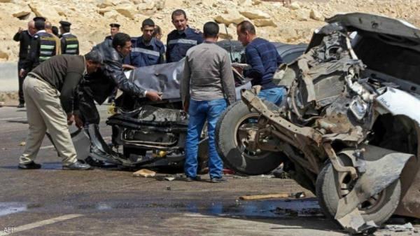 الإسكندرية : إصابة 36 شخصا بين كسور وجروح