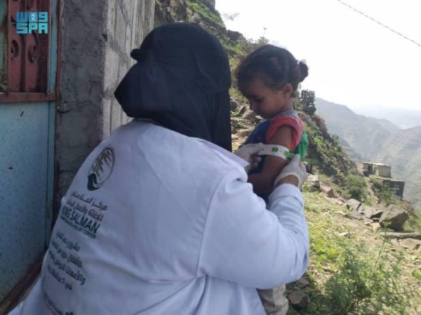 دعم التغذية للأطفال والأمهات يقدم خدماته لـ 12,084 مستفيداً في اليمن