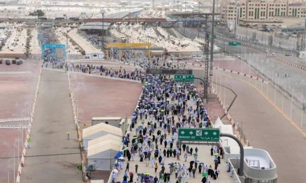 نورة بنت فيصل: المملكة نجحت في تنظيم حج استثنائي