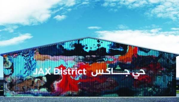 «حي جاكس» يبدأ استقبال طلبات الفنانين والمبدعين لإقامة ستوديوهات ومعارض فنية