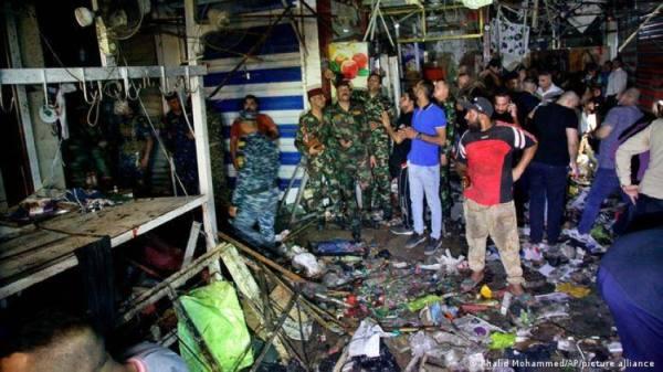 تفكيك شبكتين إرهابية مسؤولة عن تفجير مدينة الصدر بالعراق