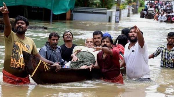 124 قتيلاً وعشرات المفقودين حصيلة الأمطار الموسمية الغزيرة في الهند