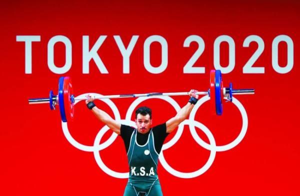 آل سليم يودع الأولمبياد بإنجاز شخصي