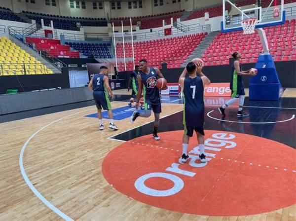 أخضر السلة يواجه الأردن في افتتاح بطولة الملك عبدالله اليوم
