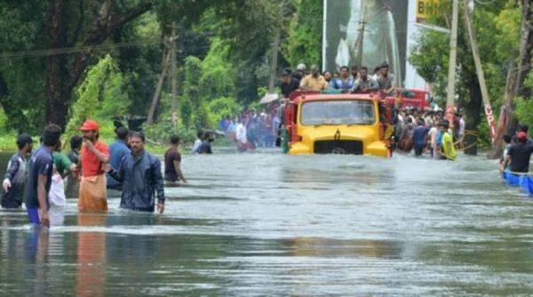 مصرع 160 شخصًا في الأمطار الغزيرة بالهند