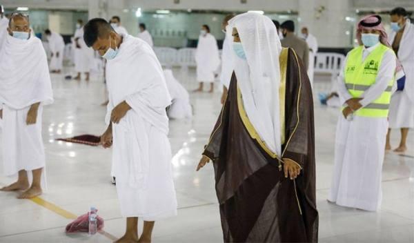 هيئة المسجد الحرام تُكثف أعمالها التوعوية والتنظيمية في استقبال المعتمرين
