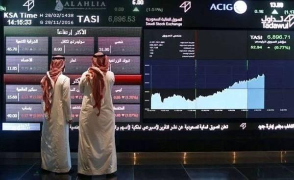 مؤشر سوق الأسهم السعودية يغلق مرتفعًا عند مستوى 10916.67 نقطة