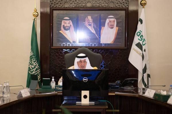 الفيصل يرأس اجتماع لجنة الحج المركزية
