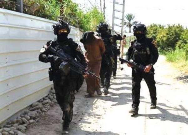 اعتقال 14 إرهابيًا في العراق