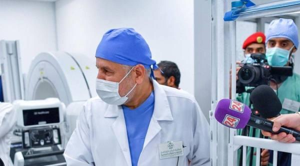 الدكتور الربيعة: عملية فصل التوأم الطفيلي اليمني تسير أسرع من الخطة التي وضعت لها
