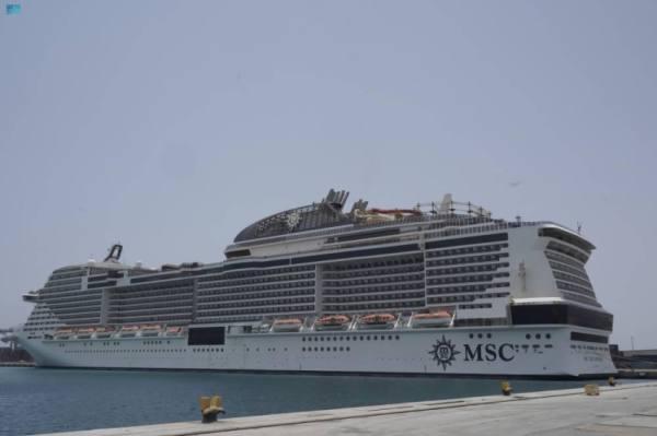 محطة بوابة البحر الأحمر تدرج قطاع الرحلات البحرية السياحية ضمن خدماتها